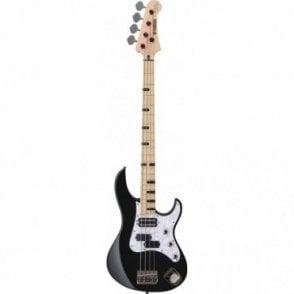 Attitude Limited Edition Signature Electric Bass Guitar - Black (Refurbished)
