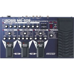 ME-50B Bass Multiple Effects (Refurbished)