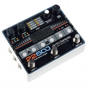 22500 Dual Stereo Looper and Foot Controller (B-Stock Bundle)