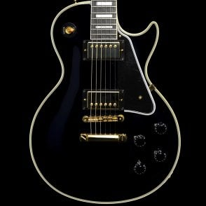 2013 Custom Shop 20th Anniversary 1957 Reissue Les Paul Black Beauty