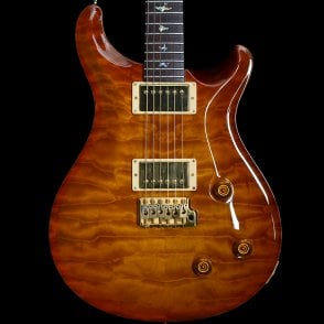 2000 Custom 22 Artist Pack Quilt Top Electric Guitar in Violin Amber, Pre Owned
