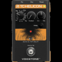 TC Helicon VoiceTone E1 Echo & Tap Delay Vocal Processor Pedal
