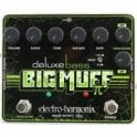 Electro Harmonix Deluxe Bass Big Muff Pi Distortion/Sustainer Effects Pedal