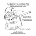 Bigsby B5 Vibrato Horse Shoe + Vibramate V5 Adaptor (Gold)