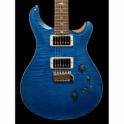 PRS Custom 24/08 Wood Library Limited Edition #236462, Aquamarine Flame