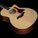 Taylor 414ce Electro-Acoustic Grand Auditorium Guitar, Ovangkol Back and Sides