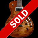 PRS McCarty SC-594 10-Top Electric Guitar with Katalox Neck, Copperhead #252530