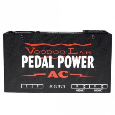 Pedal Power AC Power Supply