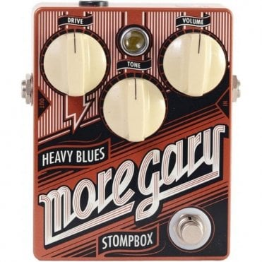 More Gary Overdrive Pedal - Price Blowout