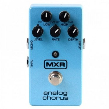 Analog Chorus M234 Effects Pedal