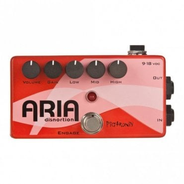 Aria Disnortion - Distortion Effects Pedal
