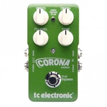 Corona Chorus Effects Pedal