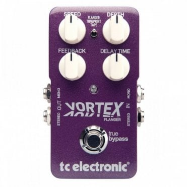 Vortex Flanger Effects Pedal