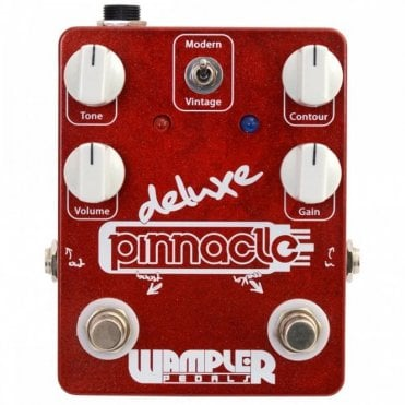Pinnacle Deluxe Distortion Pedal - Discontinued Model