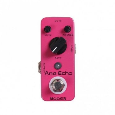 Ana Echo Micro Series Analog Echo Delay Pedal
