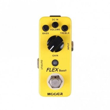 Flex Boost Micro Series Boost Pedal