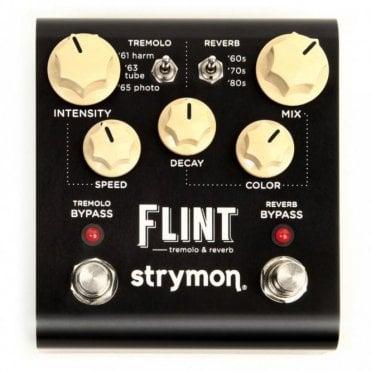 Flint Tremolo & Reverb Pedal