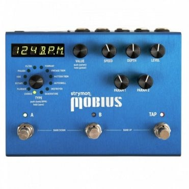 Mobius Modulation Pedal