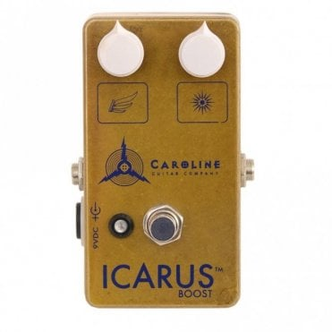 Icarus Clean Boost Pedal