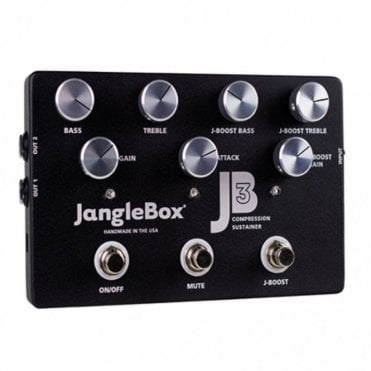 JB3 Compressor Sustainer, Deluxe Stage Effects Pedal
