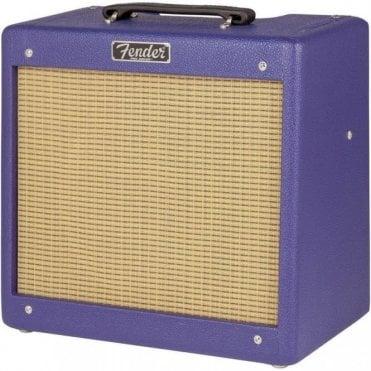 FSR Hot Rod III Pro Junior 'Plum Crazy', 15-Watt Combo in Purple