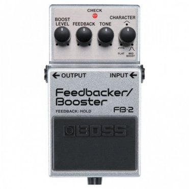 FB-2 Feedback & Booster Guitar Effects Pedal