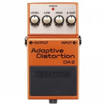 DA-2 Adaptive Distortion Guitar Effect Pedal