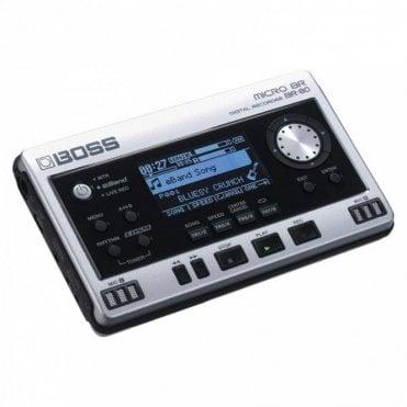 Micro BR-80 Multi Track Portable Recorder