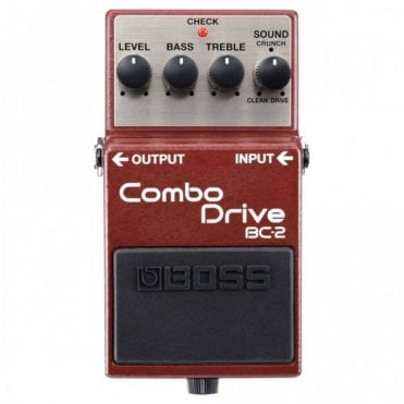 BC-2 Combo Drive Overdrive Pedal