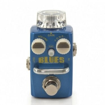 Blues Overdrive Guitar Effects Pedal
