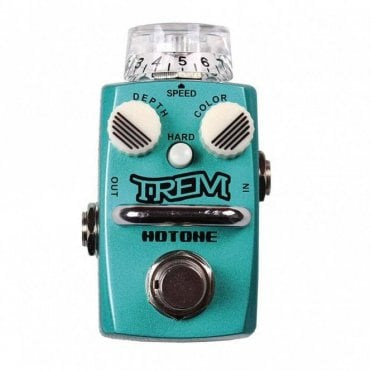 Trem Opto Tremolo Guitar Effects Pedal