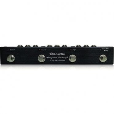 Xenagama Tail Loop V2 3 Channel Loop Switcher