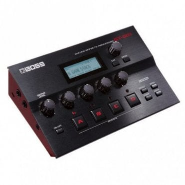 GT-001 Desktop Guitar Effects Processor