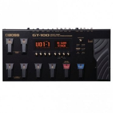 GT-100 Multi-Effects Processor