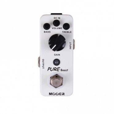 Pure Boost Guitar Effects Pedal