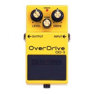 OD-3 Compact Electric Guitar Overdrive Pedal