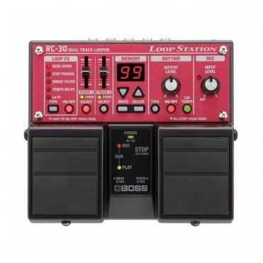 RC-30 Loop Station Guitar Effects Pedal