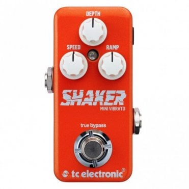Mini Shaker TonePrint Vibrato Effects Pedal