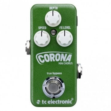 Mini TonePrint Corona Chorus Effects Pedal