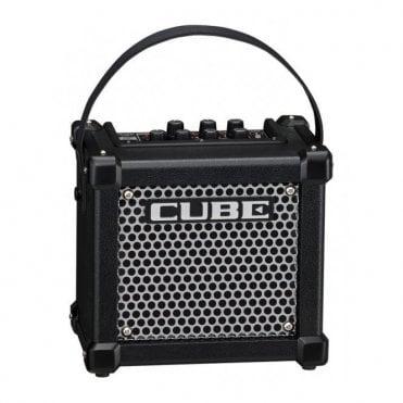 Micro Cube GX (Black) Guitar Amplifier