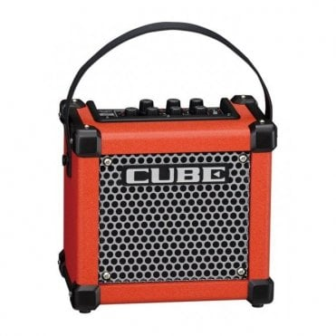 Micro Cube GX (Red) Guitar Amplifier