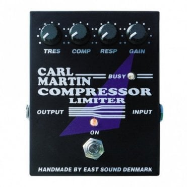 Compressor Limiter - Pro Series Effects Pedal