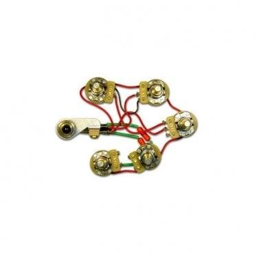 Rickenbacker 5 Control Harness (5000202)