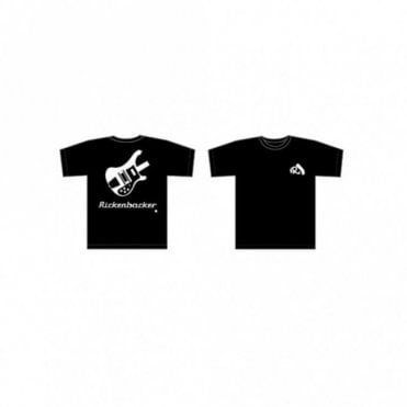 Bass Guitar T-Shirt - Black