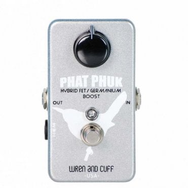 Phat Phuk Boost Effects Pedal