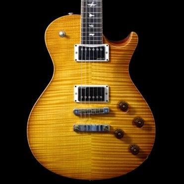 PRS Private Stock McCarty Singlecut #4941 in Faded McCarty Burst