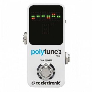 PolyTune 2 Mini, Guitar Tuner Pedal