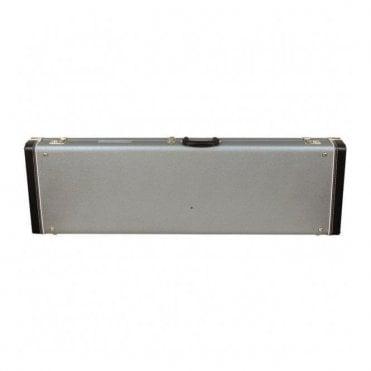 Genuine 381V69 Vintage Hardcase - Silver Tolex