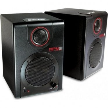 RPM3 Music Production Monitors with USB Audio Interface