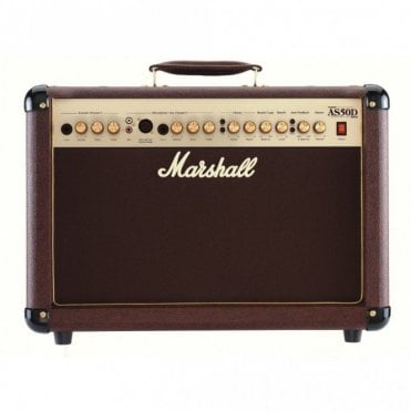 AS50D 50 Watt Acoustic Combo Amplifier